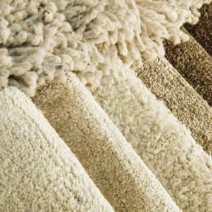 What are the different carpet styles?