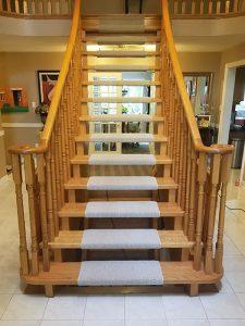 Stairway Carpet - El Nino Flooring