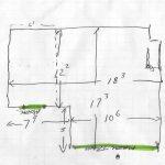 Sample Floor Plan Sketch