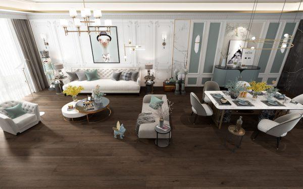 El Nino Flooring - Origins Hardwood tile